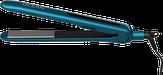 Dewal Щипцы для волос Ocean, бирюза, 25х90мм, с терморег., керамико-турмалиновое покрытие, 35W
