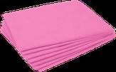 White Line Простыня одноразовая в пачке 140*200 SMS 20 розовый 10 шт.