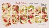Lucky Rose Слайдер-дизайн WB Metallic gold-24