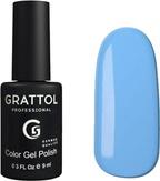 Grattol Гель-лак №089 Ice Blue
