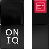 ONIQ Гель-лак для ногтей, цвет Chili Pepper OGP-179