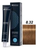 Indola Natural&Essentials 8.32 Крем-краска Светлый русый золотис перламутровый 60мл