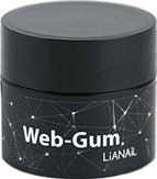 Lianail Гель-паутинка Web-Gum черная WSSO-016