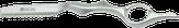 Dewal Бритва филировочная, со станком, серебристая M2131-SV