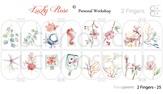 Lucky Rose Слайдер-дизайн 2Fingers-25