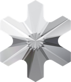 Swarovski Elements Стразы 2826 5 mm Crystal 12 шт.
