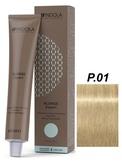 Indola Blonde Expert Pastel P.01 Крем-краска Блонд пастельный натур.пепельный 60мл