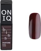 ONIQ Гель-лак для ногтей PANTONE 048s, цвет Dusty cedar OGP-048s