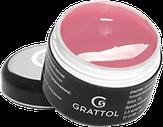 Grattol Camouflage Gel Pink Гель камуфлирующий, розовый 15 мл.