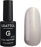 Grattol Гель-лак №121 Cream Pearl