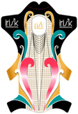 Irisk Формы Барокко стилеты 100 шт.