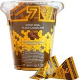 May Island 7 Days Secret Royal Black Sugar Scrub Сахарный скраб для глубокого очищения кожи 5 мл.