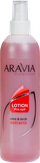 Aravia Лосьон для подготовки кожи депиляцией с экстрактами мяты и березы, 300 мл. 1020