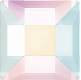 Swarovski Elements Стразы 2400 3 mm Crystal AB 36 шт.