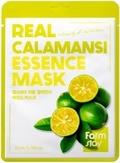 FarmStayТканевая маска для лица с экстрактом каламанси, 23мл