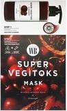 Byvibes Wonder Bath Super Vegitoks Mask Red Тканевая маска 2-х этапная с детокс эффектом