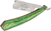 Metzger Опасная бритва ST-13208 (Orange/Green wood)