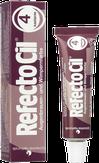 RefectoCil Краска для бровей и ресниц, цвет каштан № 4 15 мл.