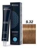 Indola Natural&Essentials 9.32 Крем-краска Блондин золотистый перламутровый 60мл