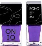 ONIQ Лак для стемпинга Echo: Goth BFF
