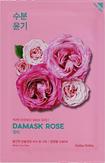 Holika Holika Pure Essence Mask Sheet Rose Тканевая маска увлажняющая с экстрактом дамасской розы
