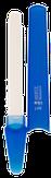 Mertz A541 Пилка керамическая в футляре