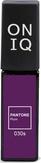 ONIQ Гель-лак для ногтей PANTONE 030s, цвет Plum OGP-030s