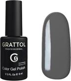 Grattol Гель-лак №018 Grey