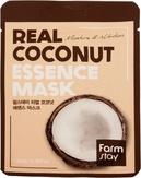 FarmStay Тканевая маска для лица с экстрактом кокоса