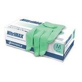 Archdale NitriMax Перчатки нитриловые зеленые, размер M, 50 пар