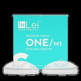 InLei Набор силиконовых бигудей для завивки натуральных ресниц М1 6 пар