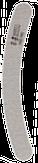 Mertz A953 Пилка для ногтей, бумеранг 100/180 грит