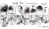 Lucky Rose Слайдер-дизайн Black 20