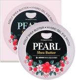 Koelf Pearl Shea Butter Patch Гидрогелевые патчи на основе масла ши и экстракта жемчужной пудры 60 шт.