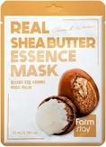 FarmStay Тканевая маска для лица с маслом ши