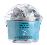 AYOUME Enjoy Mini Pore Scrub Скраб для лица с содой и кислотами 3 мл.