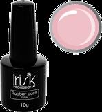 Irisk База каучуковая камуфлирующая Rubber Base Pink, 10 мл. М509-01