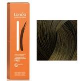 Londa Ammonia Free Интенсивное тонирование 6/71 темный блонд коричнево-пепельный 60 мл.