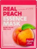 FarmStay Тканевая маска для лица с экстрактом персика, 23мл