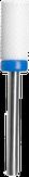 Irisk Фреза цилиндрическая керамическая, синяя (средняя зернистость)