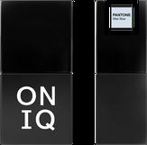 ONIQ Гель-лак для ногтей PANTONE 056, цвет Wan Blue