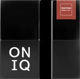 ONIQ Гель-лак для ногтей PANTONE 054, цвет Molten Lava OGP-054