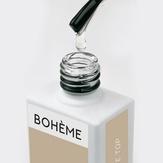 Boheme Топ без липкого слоя средне-густой суперблеск 10 мл.