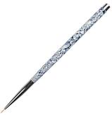 Irisk Кисть для прорисовки ультратонкий ворс №1 (02 Мраморная ручка)