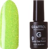 Grattol Гель-лак светоотражающий Bright - Neon 01